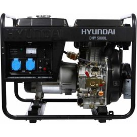 Генератор Hyundai DHY 5000L | 3,5/4,2 кВт (Корея)