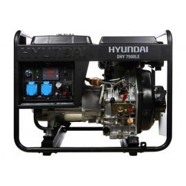 Генератор Hyundai DHY 7500LE | 5,5/6 кВт (Корея)