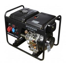 Генератор Hyundai DHY 7500LE-3 | 5/5,5 кВт (Корея)