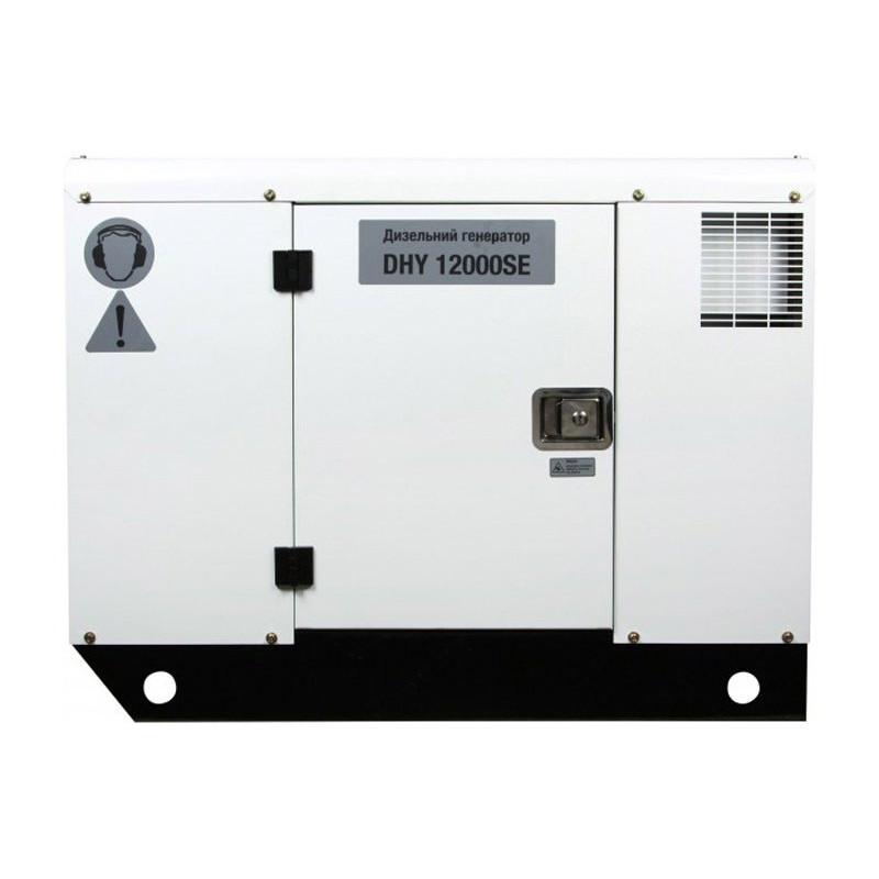 Генератор Hyundai DHY 12000SE | 10/11 кВт (Корея)