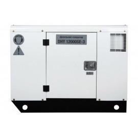 Генератор Hyundai DHY 12000SE-3 | 10/11 кВт (Корея)