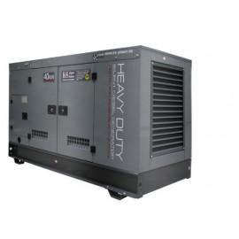 Генератор Konner&Sohnen 9100HDE-1/3 ATSR | 5,5/7,5 кВт (Германия)