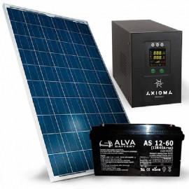Автономна сонячна станція на 0,5 кВт