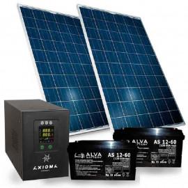 Автономная солнечная станция на 1 кВт | 1 кВт (Украина)