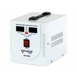 Стабилизатор Forte TDR-2000VA | 1,2 кВт (Китай)