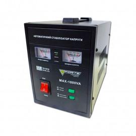 Стабілізатор напруги Forte MAX-1000VA | 0,6 кВт (Китай)