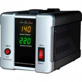 Стабилизатор Forte HDR-2000 | 1,2 кВт (Китай)