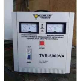 Стабилизатор Forte TVR-5000VA