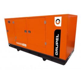 Генератор Grupel G0043MIST | 31,6/34,4 кВт (Португалия)