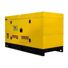 Генератор SGS 100-3SDAPB.230 | 100/110 кВт (Китай)