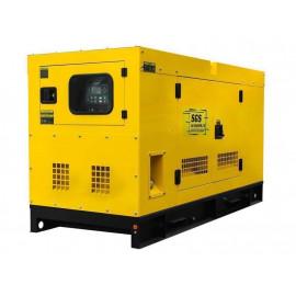 Генератор SGS 50-3sdapb170 | 50/55 кВт (Китай)