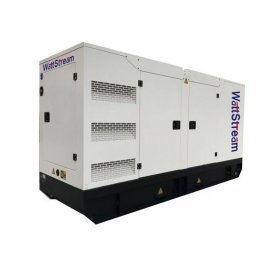 Генератор WattStream WS165-RS | 120/132 кВт (Великобритания)