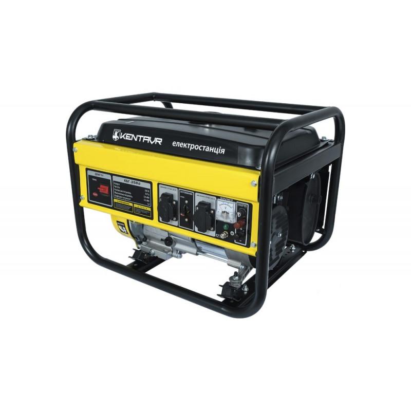 Генератор Кентавр КБГ 258 А   2,5/2,8 кВт (Украина)
