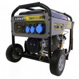 Генератор Loncin LCD 7500 D | 5/5,5 кВт (Китай)