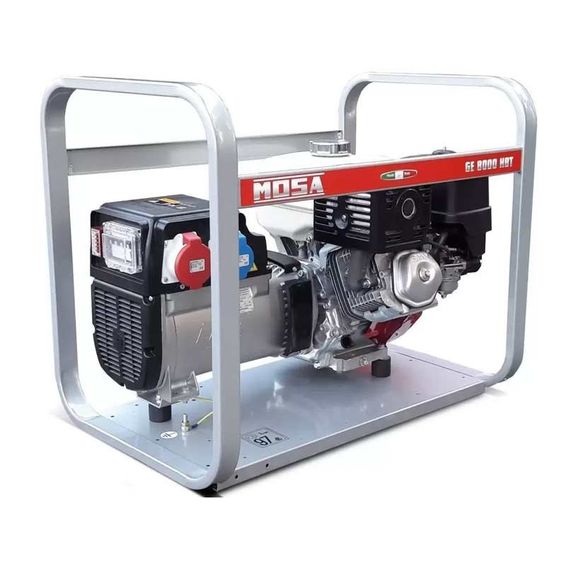 Генератор MOSA GE 8000 | 3,6/6,4 кВт (Італія)