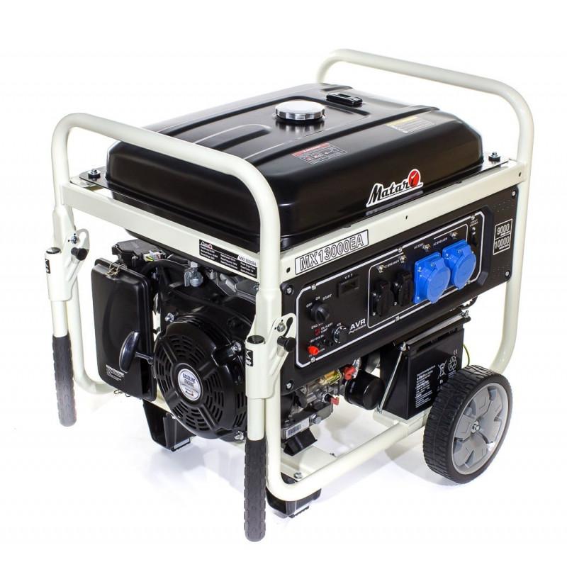 Генератор Matari MX13000EA-ATS  9/10 кВт (Япония)
