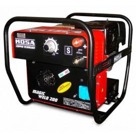 Сварочный генератор MOSA Magik Weld 200 | 2/2,4 кВт (Италия)