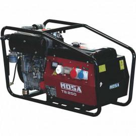 Сварочный генератор MOSA TS 250 KD\E | 4,8/5,2 кВт (Италия)