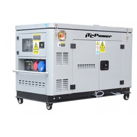 Генератор Dalgakiran DG12000XSE-T   9/10 кВт (Турция)