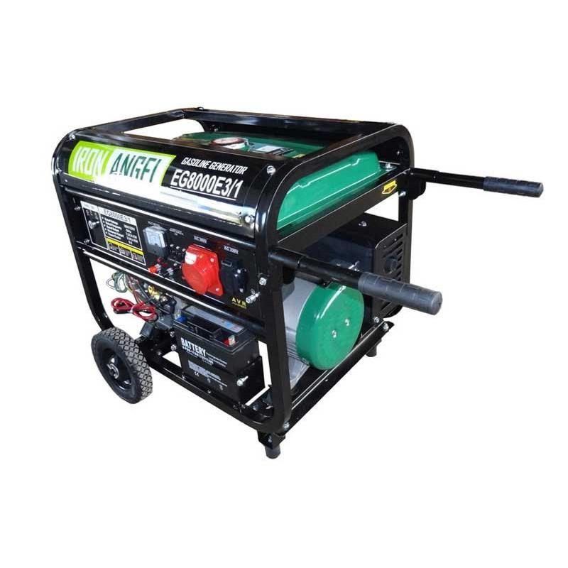 Генератор EnerSol SG-8E-3 (В) | 7/8 кВт (Нидерланды)