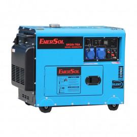 Генератор EnerSol SKDS-7EA | 6/6,5 кВт (Турция)