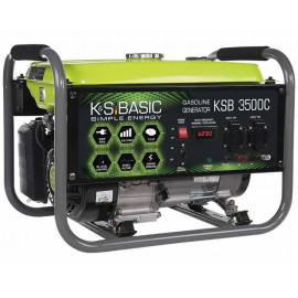 Генератор Konner&Sohnen BASIC KS 3500 С | 2,8/3 кВт (Німеччина)