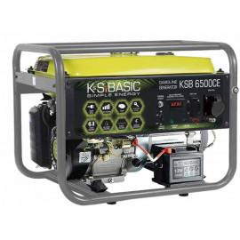 Генератор Konner&Sohnen BASIC KS 6500 СЕ | 5/5,5 кВт (Германия)