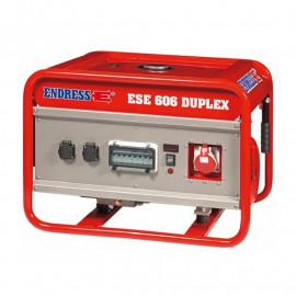 Генератор Endress ESE 606 DSG - GT ES Duplex | 4/4,4 кВт (Германия)