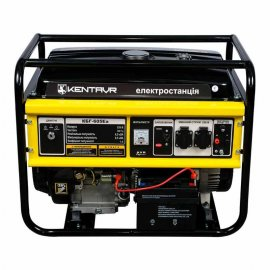 Генератор Кентавр КБГ605Ea | 6/6.5 кВт (Украина)