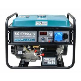 Генератор Konner&Sohnen KS 10000E G | 7,5/8 кВт (Германия)