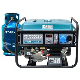 Генератор Konner&Sohnen KS 10000E G | 7,5/8 кВт (Німеччина)