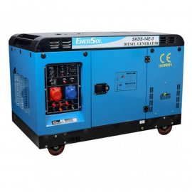 Генератор EnerSol SKDS-14E(B)-3 | 11/12 кВт (Туреччина)