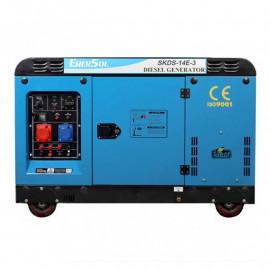 Генератор EnerSol SKDS-14E(B)-3 | 11/12 кВт (Турция)