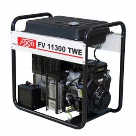 Генератор сварочный Fogo FV11300TWE | 4,5/8,8 кВт (Польша)