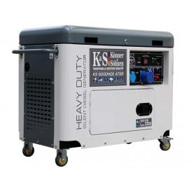 Генератор Konner&Sohnen KS 9200HDE atsR | 6,5/6,8 кВт (Німеччина)