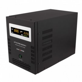 ИБП LogicPower LPY-B-PSW-6000VA+ (4200Вт) | 4,2 кВт (Китай)
