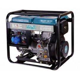 Генератор Konner&Sohnen KS 6102HDE | 5/5,5 кВт (Германия)