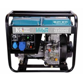 Генератор Konner&Sohnen KS 6102HDE | 5/5,5 кВт (Німеччина)
