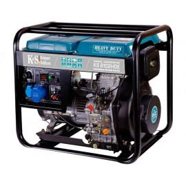 Генератор Konner&Sohnen KS 8102HDE | 6/6,5 кВт (Німеччина)