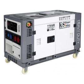 Генератор Konner&Sohnen KS 13-2DEW 1/3 atsR | 7,7/8,1 кВт (Германия)