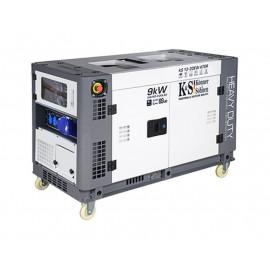 Генератор Konner&Sohnen KS 13-2DEW atsR   8,5/9 кВт (Германия)