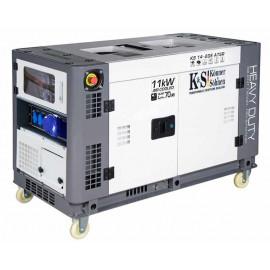Генератор Konner&Sohnen KS 14-2DE atsR   10,5/11 кВт (Германия)