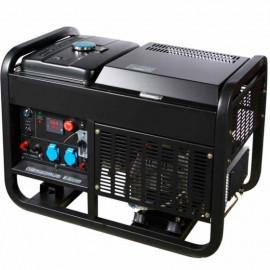 Генератор Malcomson ML12‐DE1 | 10/11 кВт (Великобритания)