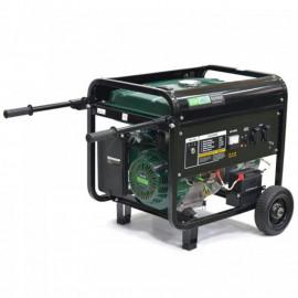 Генератор IRON ANGEL EG5500Е ATS | 5,2/5,5 кВт (Нідерланди)
