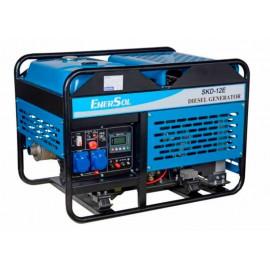 Генератор EnerSol SKD-12E(B) | 10/11 кВт (Турция)