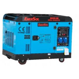 Генератор EnerSol SKDS-8E | 7,5/8 кВт (Туреччина)