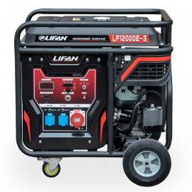 Генератор Lifan LF12000E-3 | 10,5/12 кВт (Китай)
