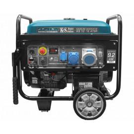 Генератор Konner&Sohnen KS 12-1E ATSR  9/9,2 кВт (Германия)