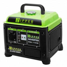 Генератор інверторний Zipper ZI-STE1200IV | 1/1,1 кВт (Австрія)