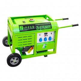 Генератор Zipper ZI-STE 8000 |7/8 кВт (Австрия)